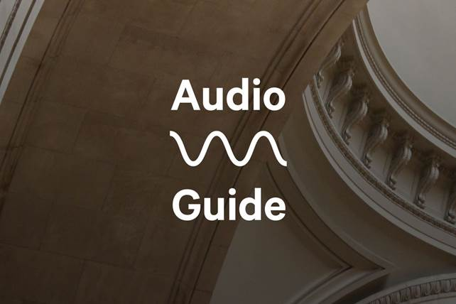 Audio Guide Teaser Image.